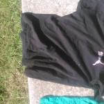 Černé tričko Puma